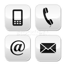 Phone E-mail Icon